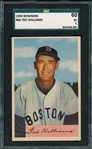 1954 Bowman #66 Ted Williams SGC 60 *SP*