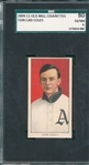 1909-1911 T206 Coles Old Mill Cigarettes SGC 80 *Southern League*
