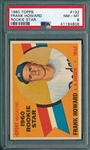 1960 Topps #132 Frank Howard PSA 8 *Rookie*