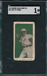 "1911 E94 ""Old"" Cy Young George Close Candy Co. SGC 1 *Green*"