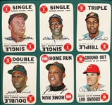 1968 Topps Game Complete Set (33) *Like New*