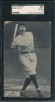 1925 Exhibits Babe Ruth SGC 30