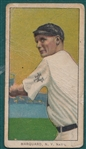 1909-1911 T206 Marquard, Throwing, Piedmont Cigarettes