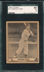 1940 Play Ball #15 George Case SGC 60