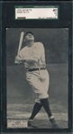 1925 Exhibits Babe Ruth SGC 40
