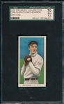 1909-1911 T206 Christy Mathewson, Dark Cap, Piedmont Cigarettes SGC 70