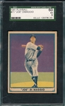 1941 Play Ball #71 Joe DiMaggio SGC 60