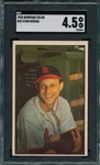 1953 Bowman Color #32 Stan Musial SGC 4.5