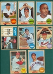1968 Topps Lot of (78) W/ Mantle