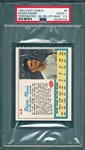 1962 Post Cereal #6 Roger Maris PSA 2.5 *Life Magazine*