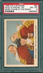 1959 The 3 Stooges #90 Whats Wrong?, PSA 8