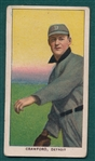 1909-1911 T206 Crawford, Throwing, Sweet Caporal Cigarettes