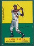 1964 Topps Stand-Up Hank Aaron