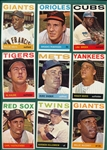 1964 Topps Lot of (183) W/ Mays