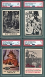 1959-70s TV Shows Lot of (126) W/ PSA 9s