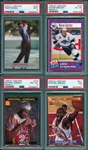 1998-2002 SI For Kids Lot of (14) W/ Tiger Woods, Gretzky & Michael Jordan PSA