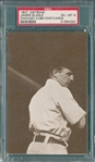 1907 Dietsche Post Cards Slagle, Cubs, PSA 6