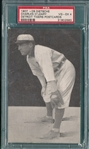 1907 Dietsche Post Cards, OLeary, Tigers, PSA 4