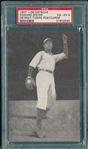 1907 Dietsche Post Cards, Sievers, Tigers, PSA 4