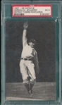 1907 Dietsche Post Cards, Schaefer, Tigers, PSA 5