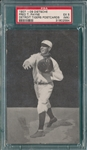 1907 Dietsche Post Cards, Payne, Tigers, PSA 5 (MK)