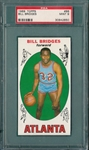 1969 Topps BSKT #86 Bill Bridges PSA 9 *MINT*