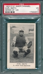 1922 E121-120 Earl Smith American Caramel Co. PSA 3