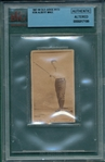 1887 N172 298-2 Albert Maul Old Judge Cigarettes BVG Authentic