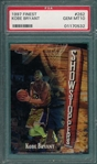1997 Finest #262 Kobe Bryant PSA 10 *GEM MINT* *Rookie*